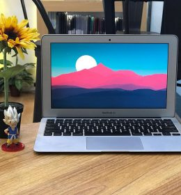 "MacBook Air 11"" 2014 Silver"