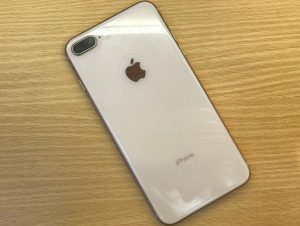 iPhone 8+ Gold