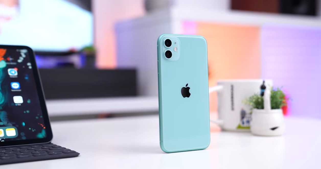iPhone 11 Blue New