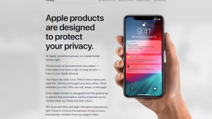 Apple Product protec privacy artikel