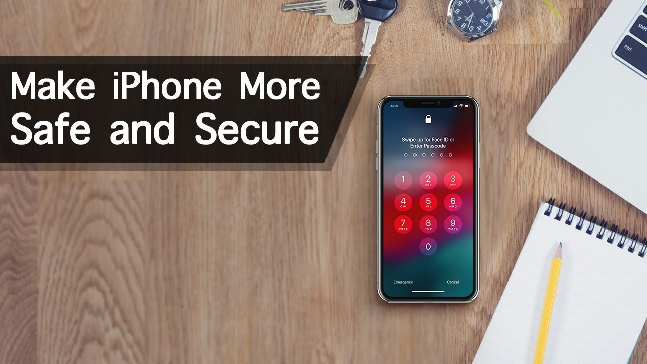 iPhone more safe and secure - artikel